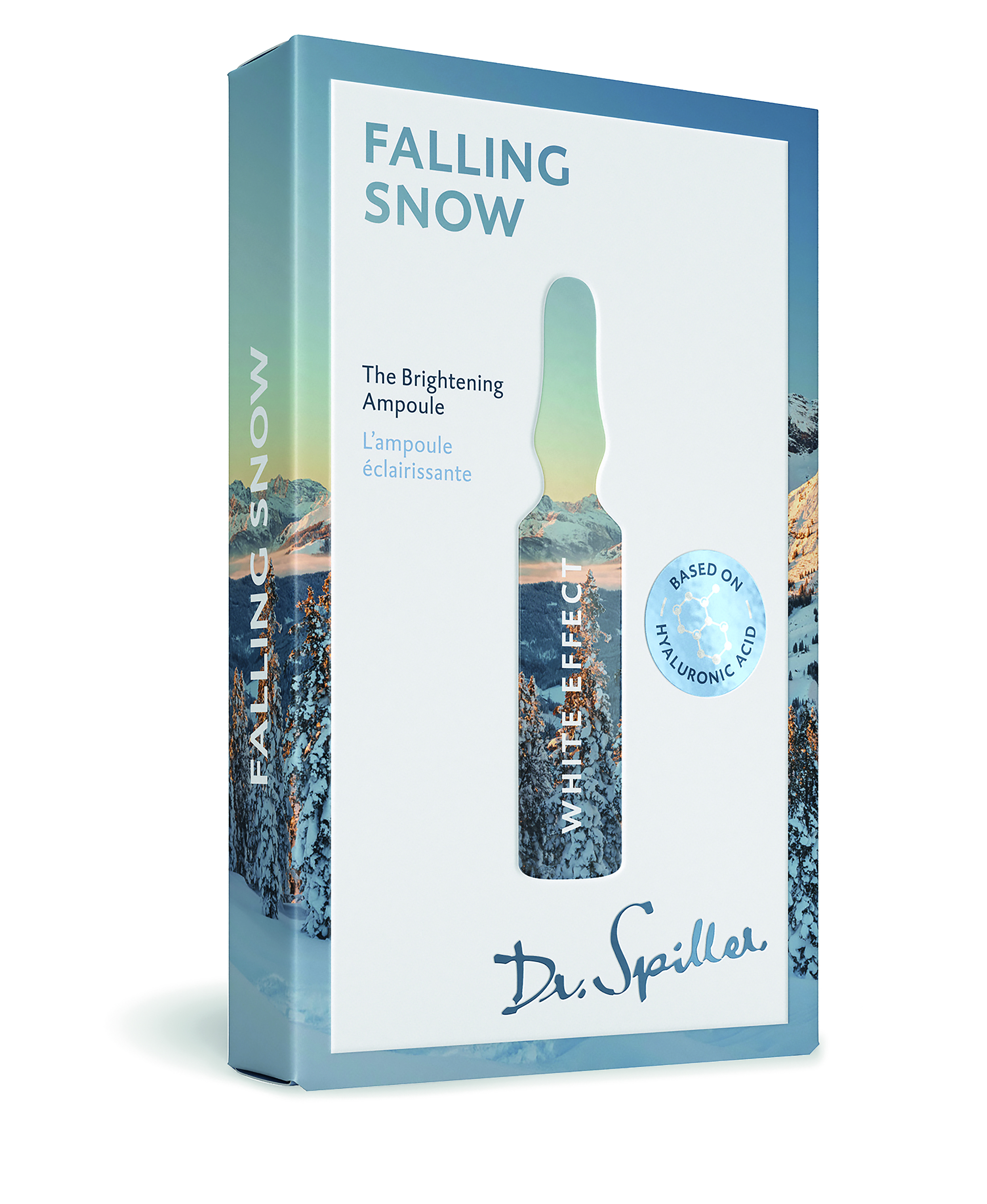 White Effect - Falling Snow - The Brightening Ampoule